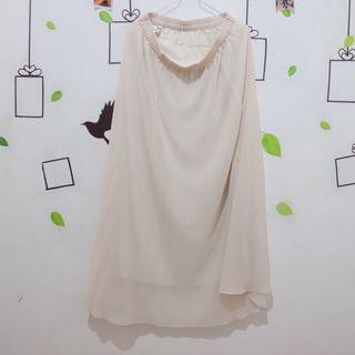 (SALE 3 HARI) Uniqlo white Skirts