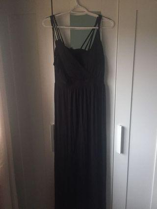 brand new black dress definitely for a day on the beach