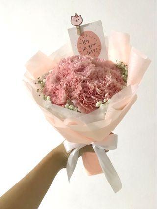 20 Carnations Bouquet