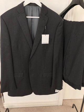 Calvin Klein Suit (Brand New)