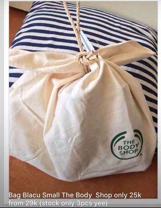 Bag Blacu Small The Body Shop