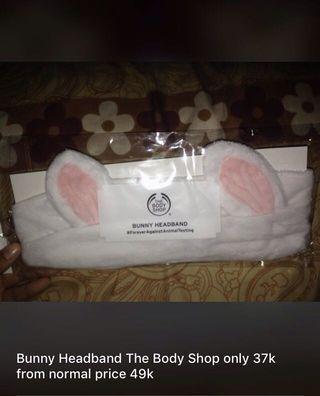 Bunny Headband The Body Shop