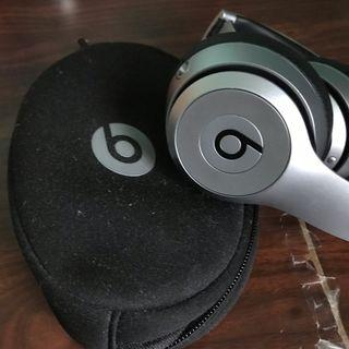 Grey limited colour beat solo wireless 2 like new