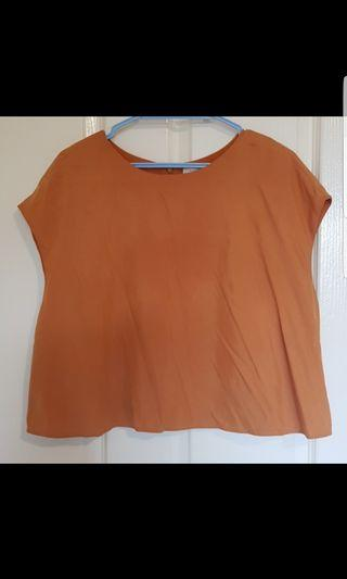 Forever 21 top worn once