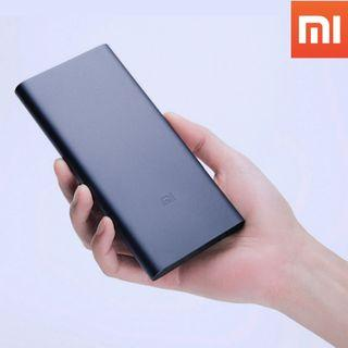 Xiaomi 10000mAh Powerbank 2 Slim Fast Charging Dual USB