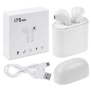 TWS I7 I7S MINI BLUETOOTH WIRELESS EARPIECE AIRPOD APPLE