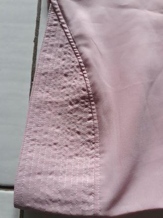 Khimar/bergo/ hijab syar'i baby pink