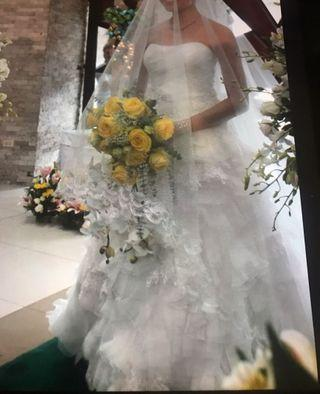 Wedding Gown from the US