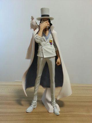 海賊王 造型師X寫真家 CP9 白鴿佬 羅拔羅兹 One Piece Creator X Creator CP9 Rob Rucci
