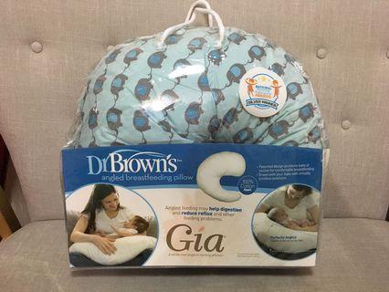 新淨Dr Brown's孕婦枕哺乳枕