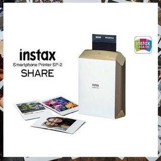 FUJIFILM INSTAX SHARE SP2 SP-2 PRINTER FILM BLUETOOTH WIFI WIRELESS PHONE MOBILE CAMERA POLAROID