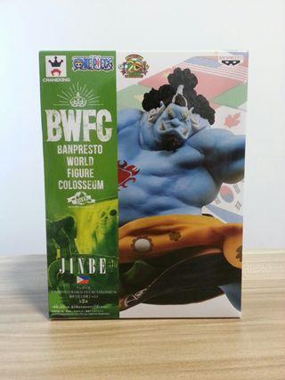 日版全新 海賊王 造型王頂上決戰2 第4彈 漁人甚平 One Piece BWFC Banpresto World Figure Colosseum 2 Vol.4 Jinbe
