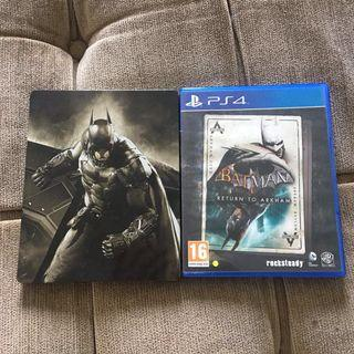 Batman Arkham Knight & Batman Return to Arkham