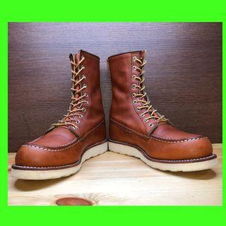 🚚 Red Wing