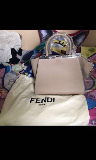 Fendi 3 jours medium 2 way bag (可側咩/斜背)