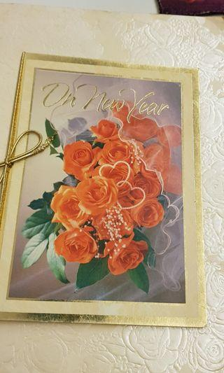Variety of greeting cards