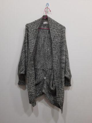 🚚 造型毛衣外套