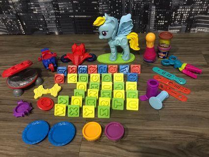 🚚 PlayDoh Set