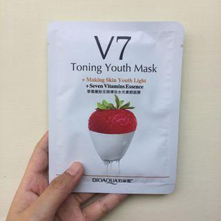 V7 Toning Youth Mask