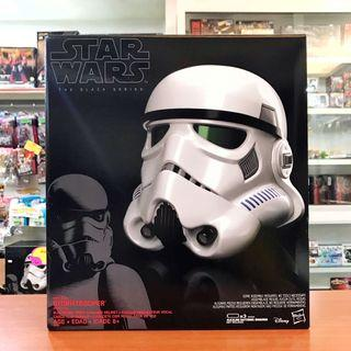 [SPECIAL OFFER] Star Wars The Black Series Imperial Stormtrooper Electronic Voice Changer Helmet