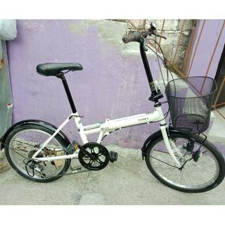 THRIFT FOLDING BIKE (FREE DELIVERY AND NEGOTIABLE!)