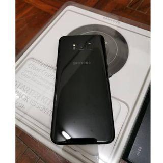 Samsung S8 Plus (SME) full set - MIDNIGHT BLACK