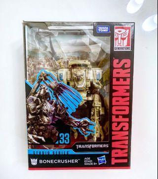 Transformers Studio Series Bonecrusher SS-33 Voyager Class
