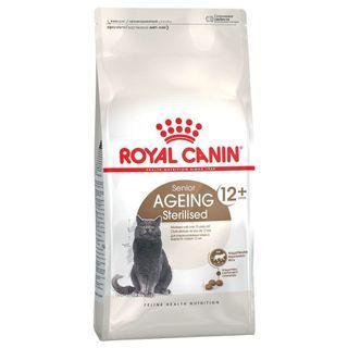 🚚 Royal Canin Feline Health Nutrition Ageing Sterilised 12+ Dry Cat Food 2kg