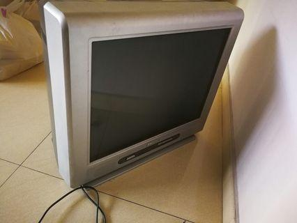 Used philips 14 inch old tv