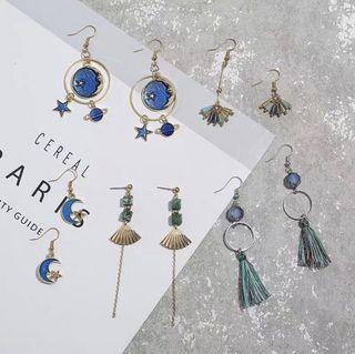 Ehaniela Earrings Set