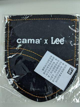 cama x Lee 聯名 丹寧布杯墊