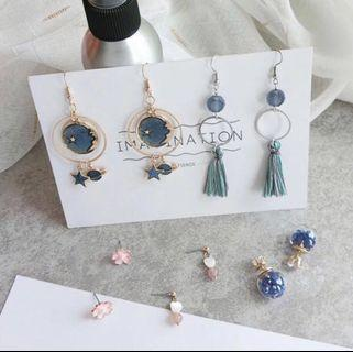 Jolyn Earrings Set
