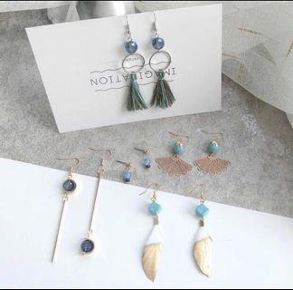 Buelita Earrings Set