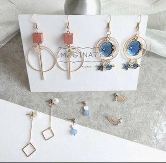 Tahira Earrings Set