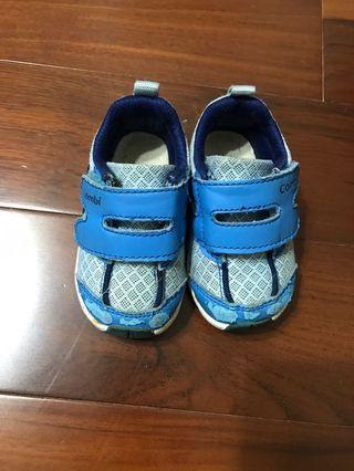 🚚 現貨 二手Combi 童鞋 學布鞋(12.5)