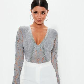 Missguided lace bodysuit