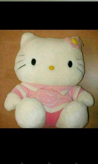 brand new big size hello kitty plush toy