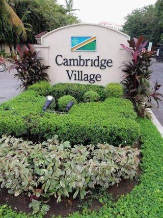 RUSH!!! 8K MONTHLY RENT TO OWN CONDO IN CAMBRIDGE VILLAGE PASIG CITY