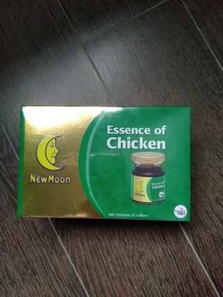 New Moon Essence of Chicken 6 bottles x 68ml