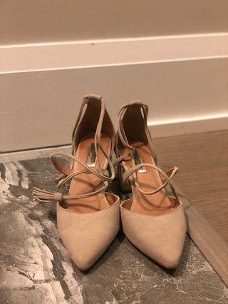 halogen sandal/heels