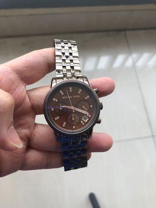 Michael Kors Women Watch / jam tangan