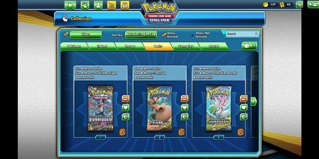 PTCGO Unbroken Bonds Code Pokemon Trading Card Game Online