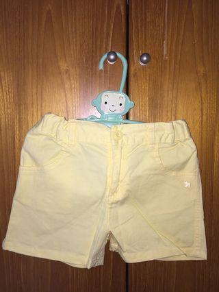 celana pendek giordano 10-11yrs