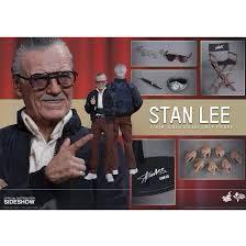 Hottoys Stan Lee