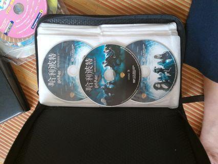 哈利波特鳳凰會的密令1至3集 粵語版DVDvcD