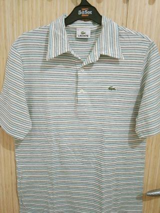 Lacoste polo shirt japan