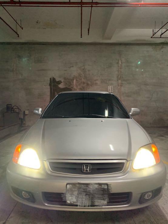 10萬內的代步車Honda k8 我自售謝