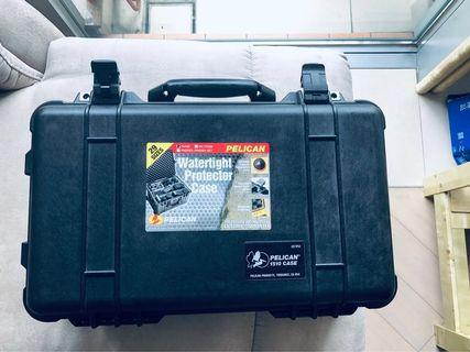 Pelican Watertight Protector Case 1510 相機防水 行李箱