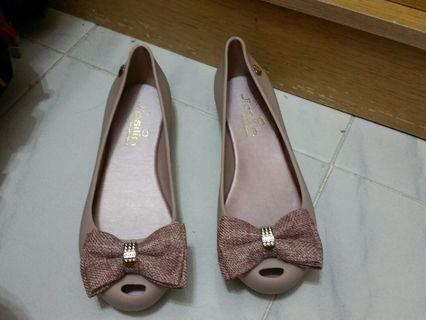 BN sweet nice pink jelly Shoes