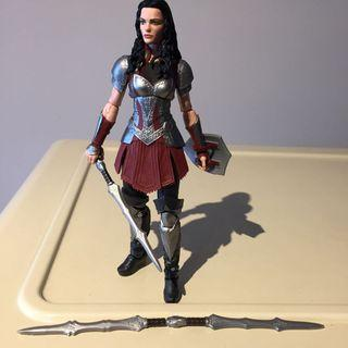 "6"" Marvel Legends Sif ( Thor MCU )"